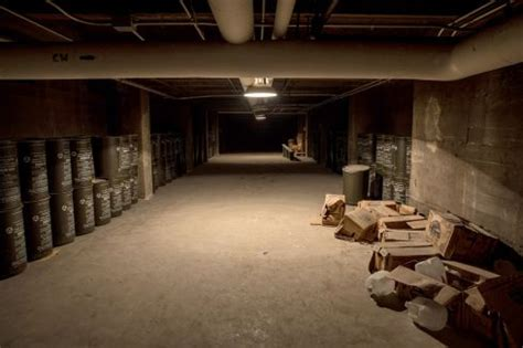 school fallout shelter untouched   years