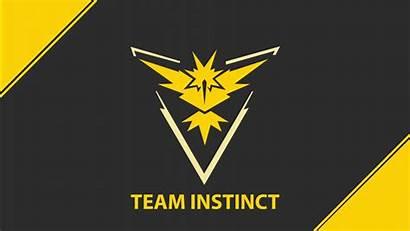 Pokemon 4k Yellow Instinct Team Wallpapers Ultra