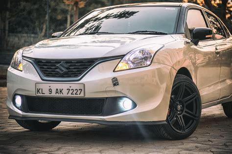 Baleno New Modified White Colours by I Modified My Baleno Delta Let Me Your Thoughts