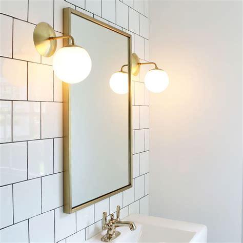 Inexpensive Modern Bathroom Lighting by Alto Sconce 6 Lighting Junkie Bathroom Sconces
