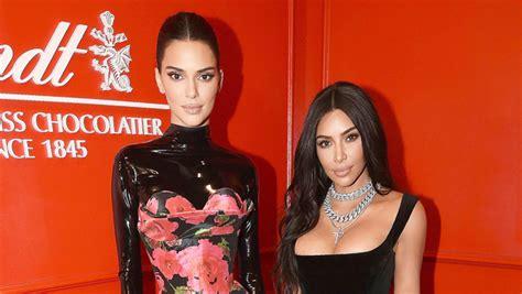 Kim Kardashian & Kendall Jenner Lunge & Fall Whereas Going ...