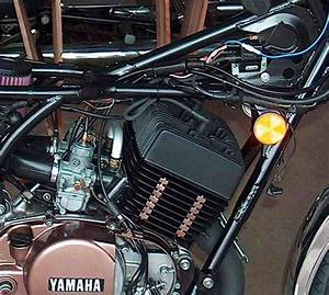 Powerdynamo  Complete System For Early Yamaha Rd With Stock Points