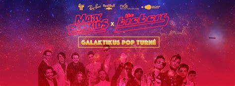 Galaktikus Pop Turné: The Biebers újabb koncertturnéja