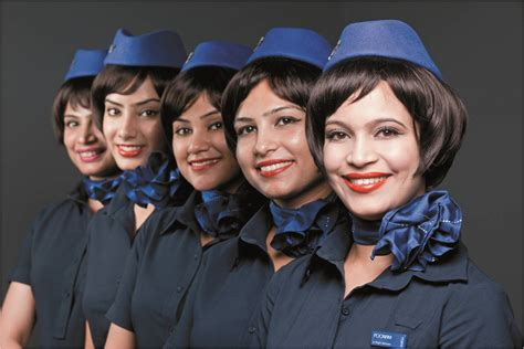 Indgoes For A Chic And  Ee  Look Ee   In Cabin Crew  Ee  Makeover Ee   Bangalore Aviation