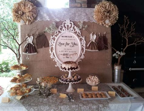 shabby chic baby boy shower ideas vintage shabby chic baby shower quot vintage chic baby shower brunch quot catch my party