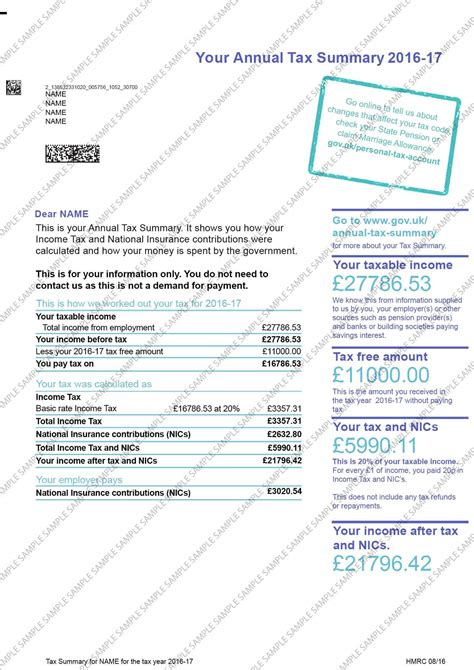hmrc tax documents replacement hmrc tax documents