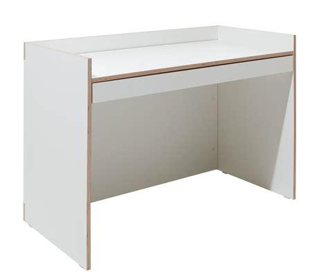 bureau et rangement bureau blanc avec tiroir bureaux meubles et rangements