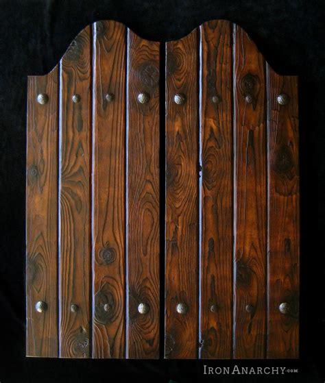 western saloon doors swinging saloon doors
