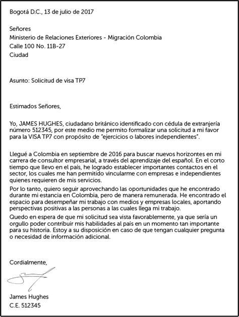 letters  formal spanish formations  bogota post