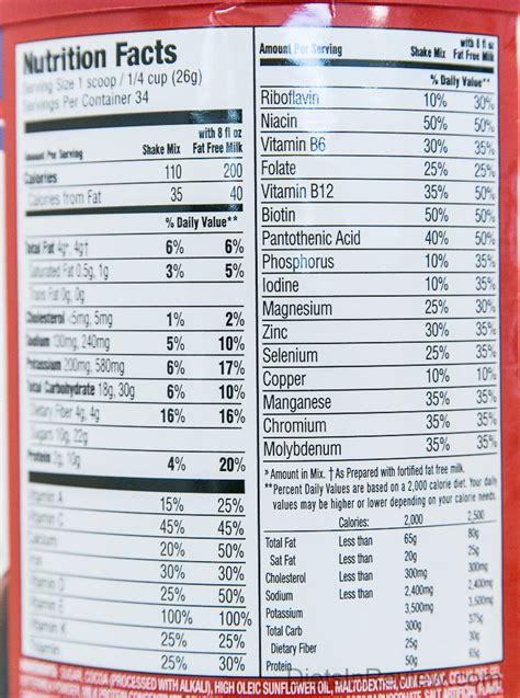 High Calorie Protein Powder Amazon