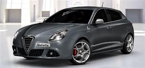 Alfa Romeo Giulietta Usa by Alfa Romeo Giulietta And C Evo Platform Debut Fiat