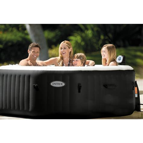 tub spas reviews intex purespa jet and deluxe portable tub
