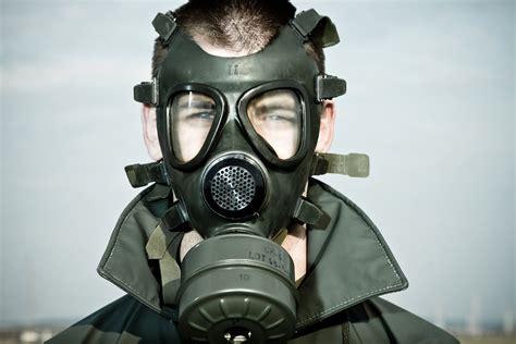 Poisonous Gas Masks
