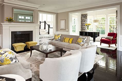 How To Decorate A Living Room Chic Living Room Designs Trends Kitchen And Dining Together Area Rug Ideas For Round Mirror Side Table Latest Paint Colours Rooms Houzz Small