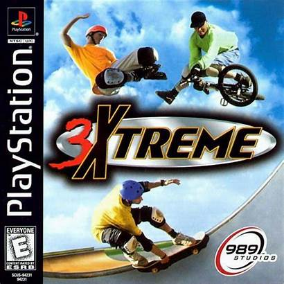 Playstation 3xtreme Sony Ps1