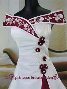 brautkleider mit rot brautkleider rot rotes brautkleid mit ausschnitt