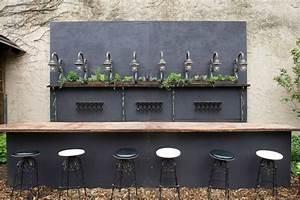 Bar Exterieur De Jardin : am nagement petit jardin id es et astuces pour l 39 optimiser ~ Teatrodelosmanantiales.com Idées de Décoration