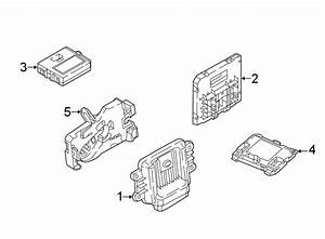 Volkswagen Tiguan Engine Control Module  Control Modules