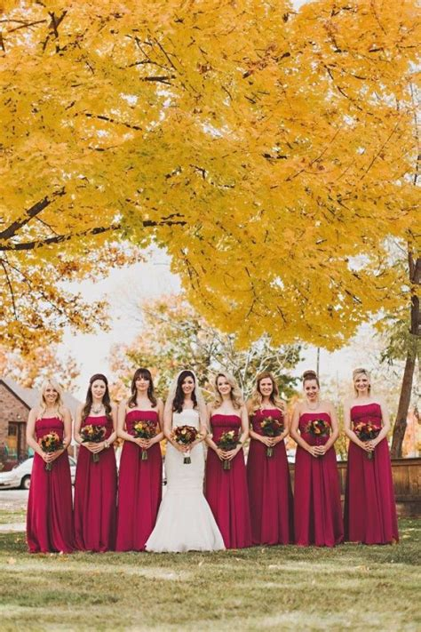 fall colors for wedding fall wedding 10 ways to rock your fall wedding knotsvilla
