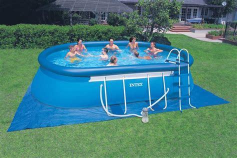 piscine gonflable eau trouble
