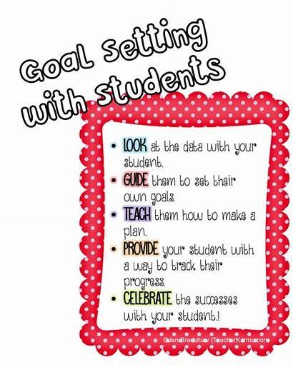 Own Goals Students Learning Teach Setting Teacher