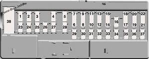Fuse Box Diagram  U0026gt  Ford F