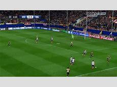 Diego Costa Scores Flying KungFu Kick Goal Against AC