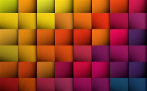 3d Color Checks Walls Hd Wallpapers Background Photos