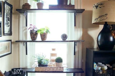 Window Shelf For Plants