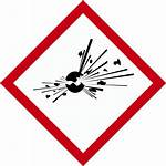 Pictogram Explosive Ghs Promotesafety