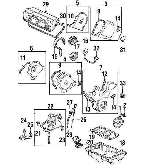 Parts Acura Engine Oem