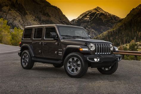 car jeep new jeep wrangler the go anywhere suv reborn for 2018