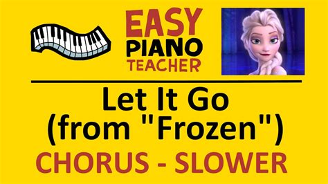 Easy piano songs for beginners let it go. EASY piano songs: How to play Let It Go from Frozen *CHORUS* - keyboard tutorial note-by-note # ...