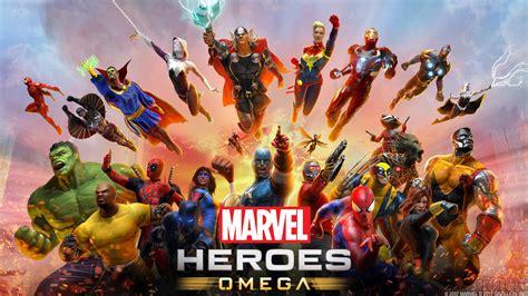 siege marvel wallpaper marvel heroes omega ps4 4k 7107