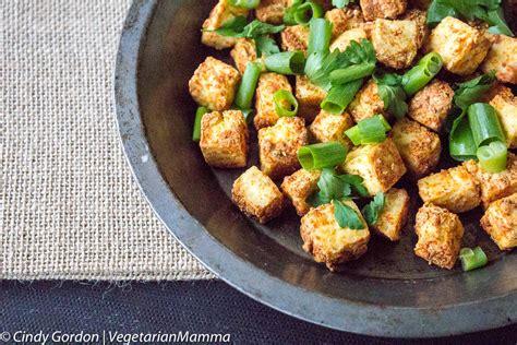 fryer air tofu smoked paprika recipes recipe cook delicious vegetarianmamma