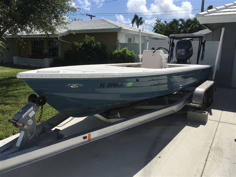 Hewes Boats by 19 Hewes Redfisher Lappy Microskiff Dedicated To The