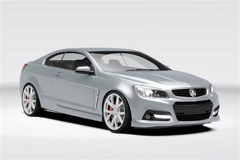 All Cars Nz 2018 Holden Vf Coupe Concept Rendering