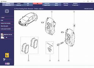 Renault Megane Rs265 Front Suspension  U2013 Parts Diagrams 2