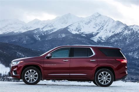 2019 Chevrolet Traverse Preview, Pricing, Release Date