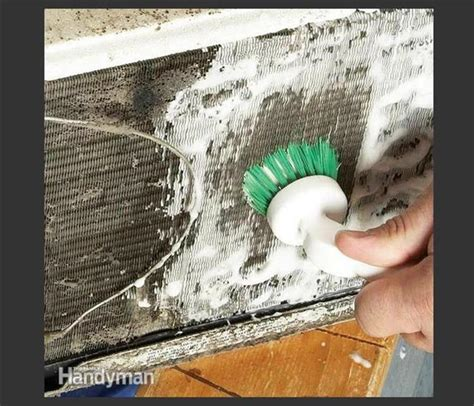 what can i use to clean my kitchen cabinets how to clean your air conditioner condenser unit servpro 9951