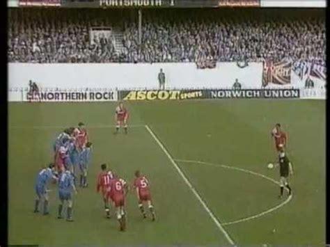 Portsmouth 1-1 Liverpool (1991-92) FA Cup semi-final - YouTube