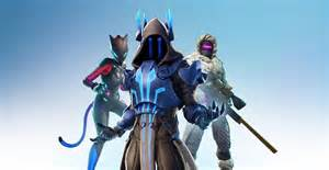 Zenith, Lynx And The Ice King Challenges And Unlockable Styles