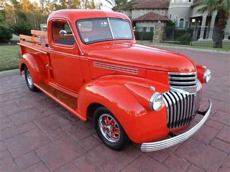 1946 Chevrolet 1/2 Ton Pickup For Sale