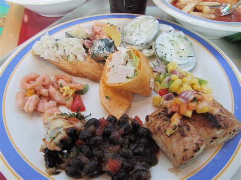 food on a disney cruise my big fat happy life