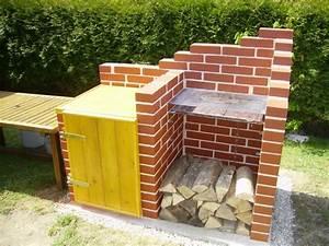 Grill Selber Bauen : gartengrill selber bauen anleitung in 6 einfachen schritten ~ Lizthompson.info Haus und Dekorationen