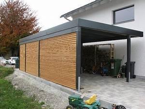 Carport Aus Holz : die besten 25 carport aus holz ideen auf pinterest carport aus stahl carport holz und ~ Orissabook.com Haus und Dekorationen