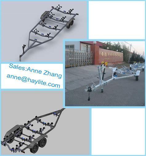Galvanized Boat Winch by Galvanized Heavy Duty Manual Winch Boat Trailer Parts