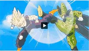 How to draw gohan vs cell