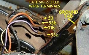 67 Camaro Windshield Wiper Motor Wiring Diagram  Engine