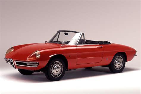 Spider Alfa Romeo by Acheter Une Alfa Romeo 1600 Spider Duetto 1966 1968